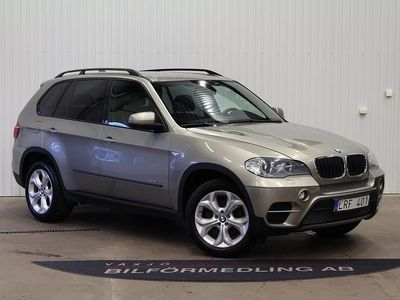 begagnad BMW X5 xDrive30d Steptronic Sport line 245hk