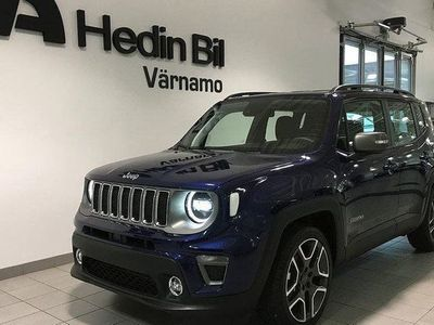 begagnad Jeep Renegade 1.0 GSE T3 120HK LIMITED MTX -19