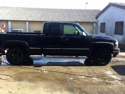 used Chevrolet Silverado 1500 -00