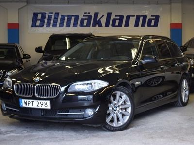 begagnad BMW 535 d xDrive Touring Steptronic Comfort 3