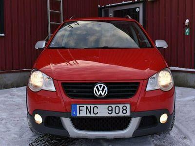 begagnad VW Polo Cross 1,4/80