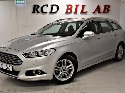 begagnad Ford Mondeo Kombi 1.5 TDCi D-VÄRM PDC KEYLESS EU6