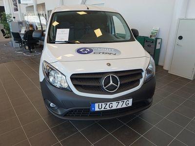 begagnad Mercedes Citan 109 CitanFighter Inkl vinterhjul och system Edström