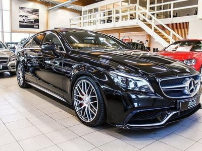 begagnad Mercedes CLS63 AMG AMG S 4MATIC Shooting Br