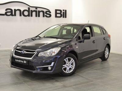 gebraucht Subaru Impreza 1.6 4WD Euro 6 114hk