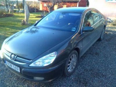 begagnad Peugeot 607 2,2 Nybesiktad -04