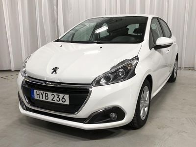 usata Peugeot 208 BlueHDi 5dr (100hk)