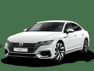 begagnad VW Arteon TDI 190hk DSG 4M R-line