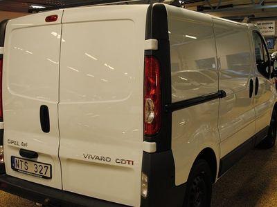 begagnad Opel Vivaro 2,0 CDTi 114 HK L1H1 -11