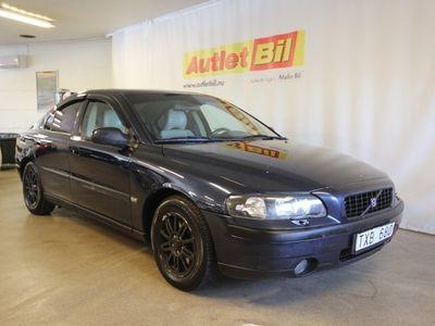 begagnad Volvo S60 2,4 170 AUT DRAG S&V M+K