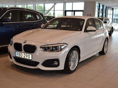 begagnad BMW 118 i M-Sport Läder (136hk)