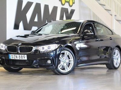 begagnad BMW 435 Gran Coupé D X-Drive | | M-Sport 2016, Sportkupé 319 700 kr