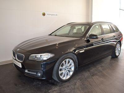 begagnad BMW 520 d xDrive Touring F11 190hk