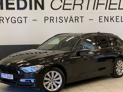begagnad BMW 320 d xDrive 184Hk Modern Line Vinterhjul