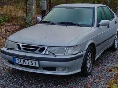 begagnad Saab 9-3 SE 2.0T