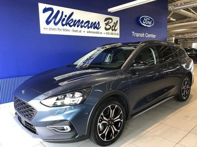 gebraucht Ford Focus Active Connected 1.0T Ecoboost 125hk Kombi