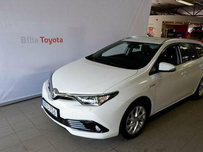 begagnad Toyota Auris Touring Sports Hybrid Active