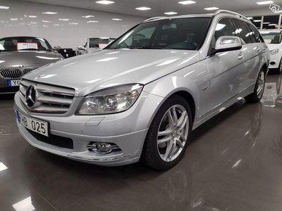 begagnad Mercedes C230 T 7G-Tronic 204hk