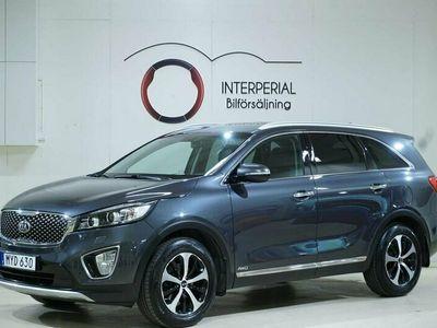 begagnad Kia Sorento 2.2 CRDi AWD Business Aut Drag Euro 6 7-sits