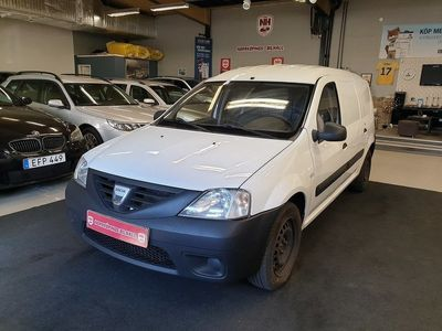 begagnad Dacia Logan Express 1.6 84hk NY BESIKTAD/LÅGMIL