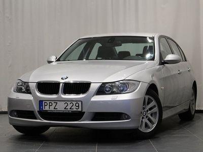 begagnad BMW 320 d Sedan Advantage, Comfort 163hk