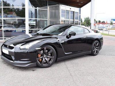 brugt Nissan GT-R 3,8 BLACK EDITION