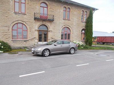 begagnad Jaguar XF 2.7 V6 Automat Sv-såld