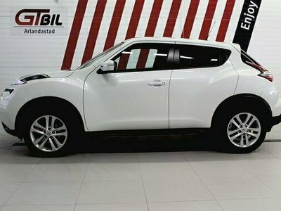 begagnad Nissan Juke 1.5 dCi Eu6 110hk 2,29% Ränta 1 mån FRI Försäkring