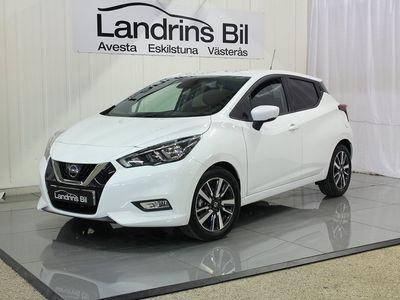 gebraucht Nissan Micra Acenta