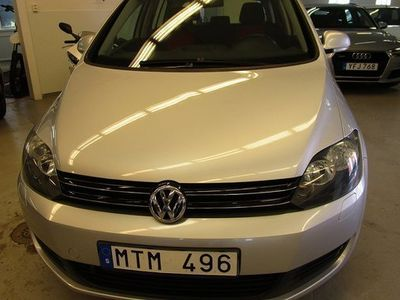 begagnad VW Golf Plus 1.6 TDI Style 105hk
