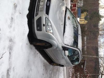 begagnad Ford Focus defekt motor -06