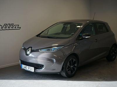 begagnad Renault Zoe R90 41 kWh Bose batterihyra