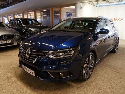 begagnad Renault Mégane Sport Tourer Blue 1.5 dCi 115 BOSE EDC ST