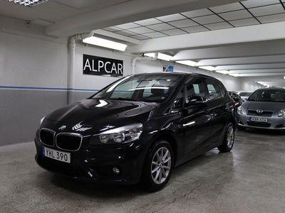begagnad BMW 218 Active Tourer d D PANORAMA ADVANTAGE