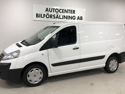 begagnad Fiat Scudo Van 2.0 Multijet 2013, Transportbil 104 900 kr