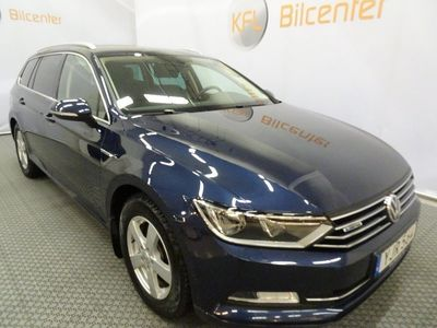 begagnad VW Passat 2.0 TDI BlueMotion Drag-Backkamera Euro 6 150hk