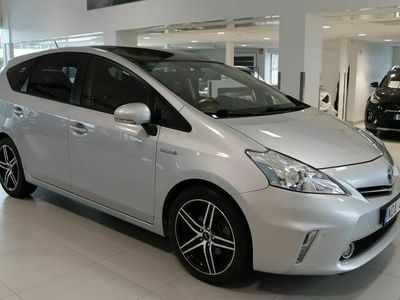 begagnad Toyota Prius+ HYBRID 1.8 VVT - I 7 - SITS 136HK PANO