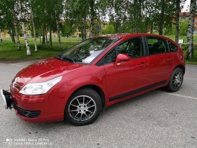 brugt Citroën C4 1.6 Deisel ny besiktad -08