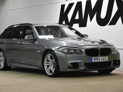 begagnad BMW 530 d | M Sport | Navi | S&V | 245hk