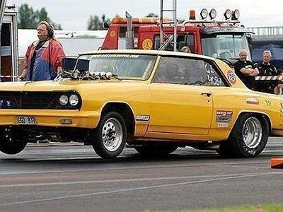 begagnad Chevrolet Chevelle Dragracing
