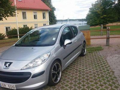 begagnad Peugeot 207 1.4 -07