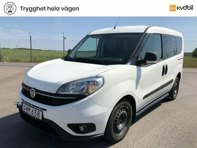 begagnad Fiat Doblò 1.6 MJT Reparationsobjekt
