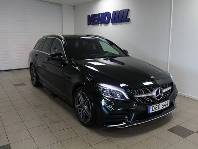 begagnad Mercedes 220 C-KlassKombi 4-Matic Värmare