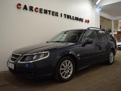 used Saab 9-5 SportCombi 2.3 T BioPower Automat Griffin, Linear 210hk