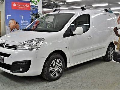 begagnad Citroën Berlingo Van 1.6 BlueHDi L2 Lång Webasto EU6 99hk