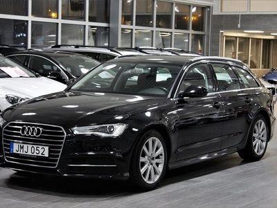 używany Audi A6 AVANT 2,0 TDI 190HK S-LINE AUT EU6