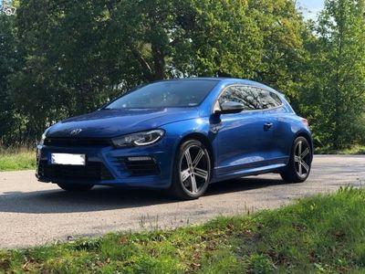 begagnad VW Scirocco R / Pedantskött / 280hk -16