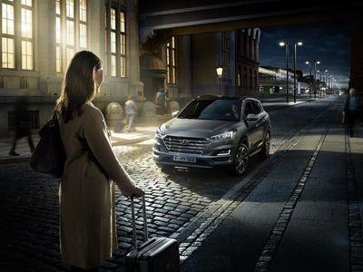 begagnad Hyundai Tucson 1.6 T-GDi KAMPANJ!