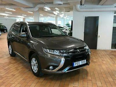 begagnad Mitsubishi Outlander P-HEV 2.0 PlugIN Hybrid 4WD AUT 1 2017, SUV Pris 259 000 kr