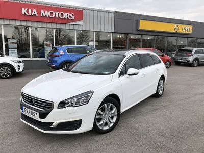 second-hand Peugeot 508 SW 2.0 HDi 150hk Allure / Panorama / GPS